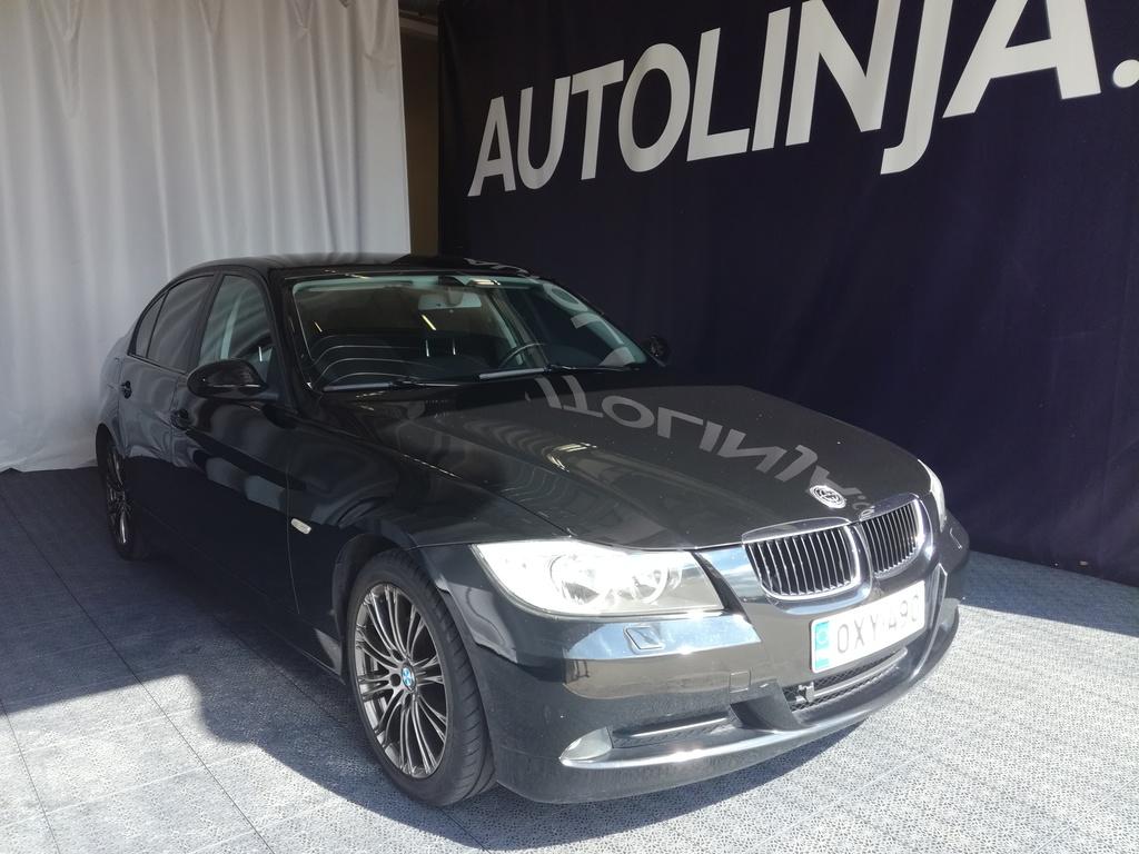 BMW 316 1.6i,  6v-manuaali,  Siisti,  Suomi-auto,  Ajettu vain 134tkm,  Ilmastointi,  Joustavaa rahoitusta alkaen 0% käsirahalla!!