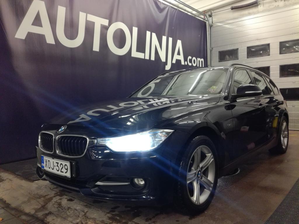 BMW 320 2.0d TwinPowerTurbo A Limited xDrive Edition F31 Touring Sport,  Täysi huoltohistoria,  Vähän ajettu,  Jopa ilman käsirahaa