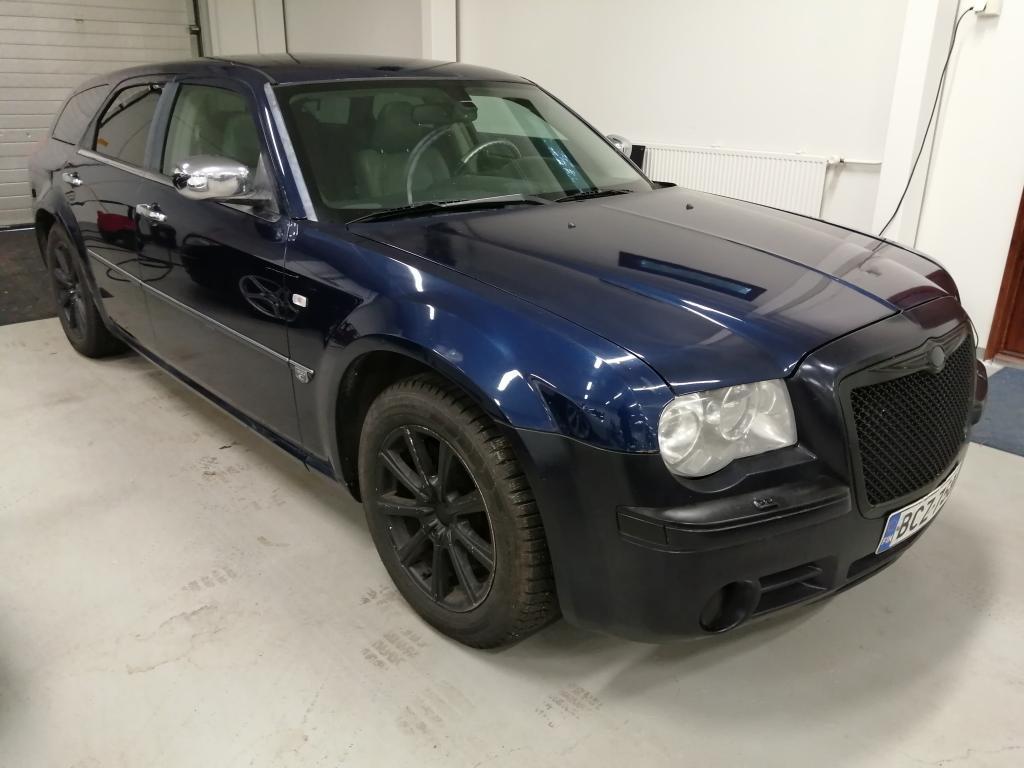 Chrysler 300C 3.0 CRD,  Automaatti,  Turbo uusittu,  Rahoitus jopa ilman käsirahaa!!