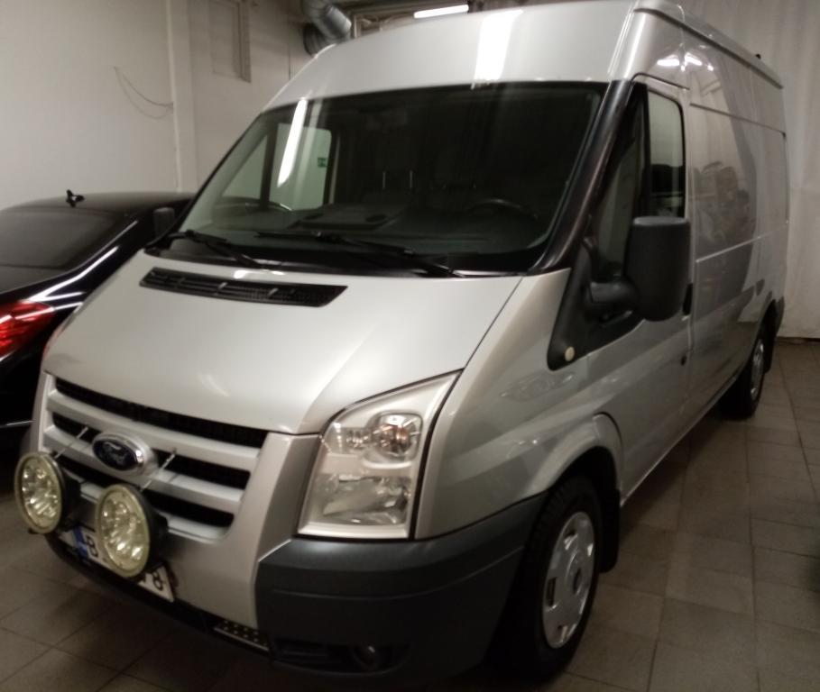 Ford Transit 300M 2, 2TDCi,  Hinta sis.ALV,  Rahoitus jopa ilman käsirahaa!!