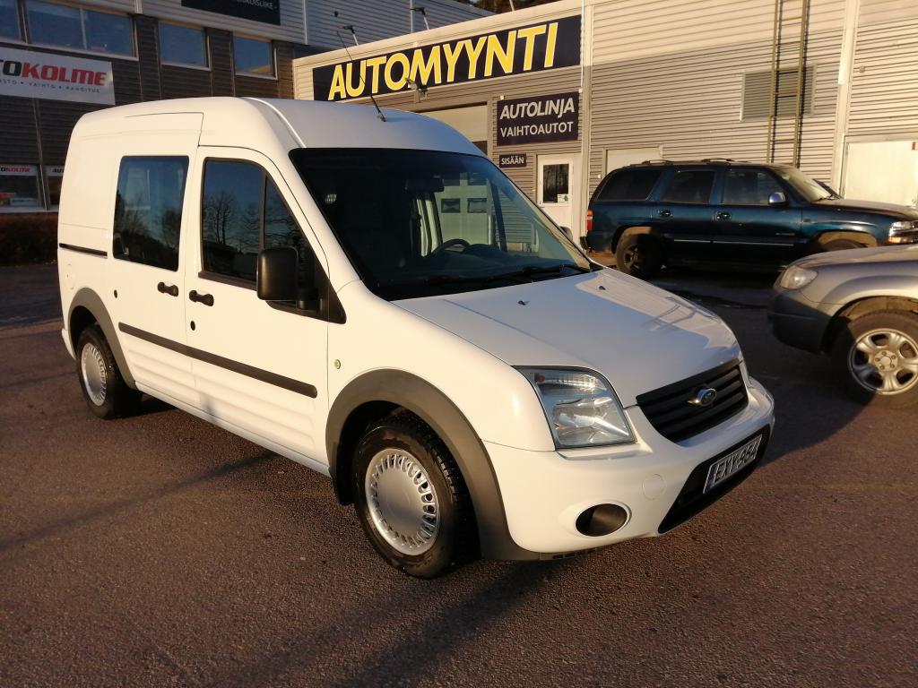 Ford Transit Connect 1.8 TDCi,  Webasto,  Suomi-auto,  Vähän ajettu,  Hinta sis. ALV!!