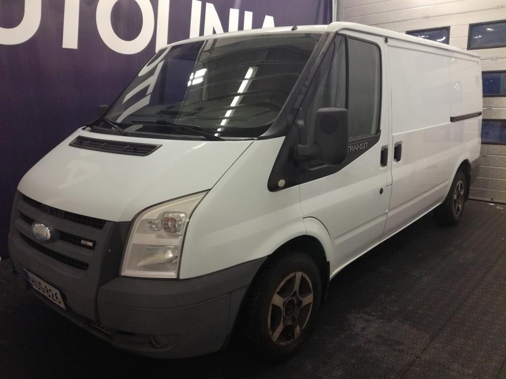 Ford Transit 300M 2.2 TDCi,  Suomi-auto,  Hinta sis. ALV,  Rahoitus jopa ilman käsirahaa!!