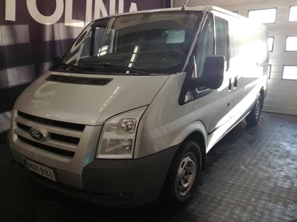 Ford Transit 2.2 TDCi,  1-omisteinen Suomi-auto,  Hinta sis. ALV,  Rahoitus jopa ilman käsirahaa!!