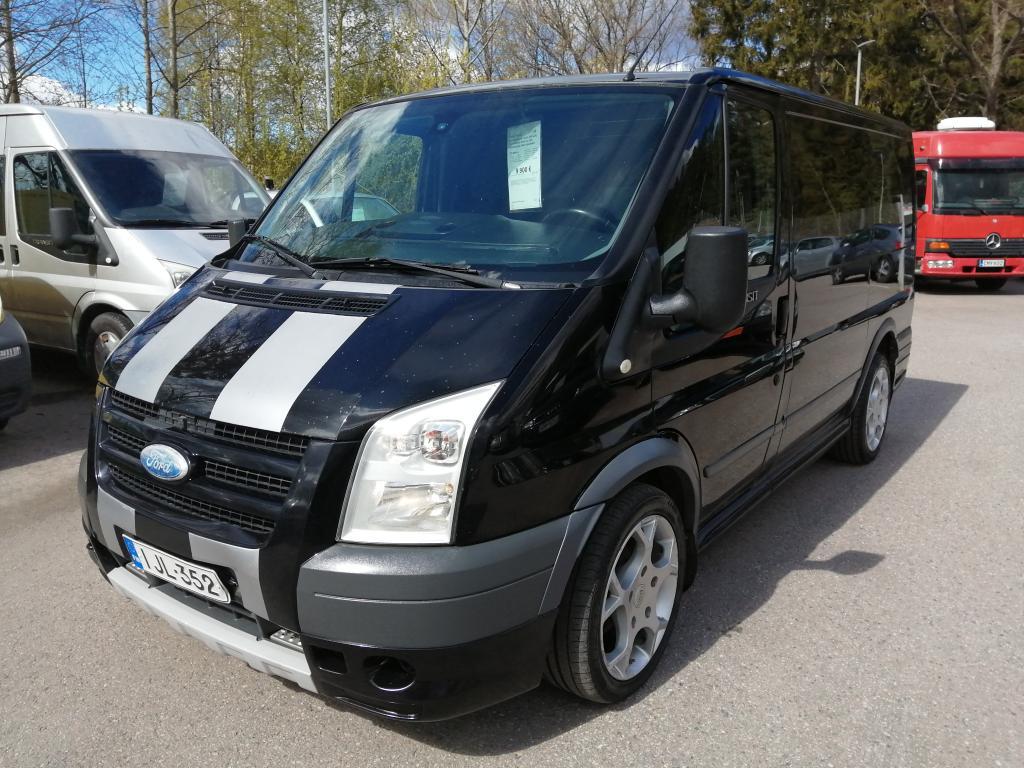 Ford Transit SportVan N1 Van Sport FWD 4, 36,  1-omisteinen,  Hinta sis. ALV,  Rahoitus jopa ilman käsirahaa!!