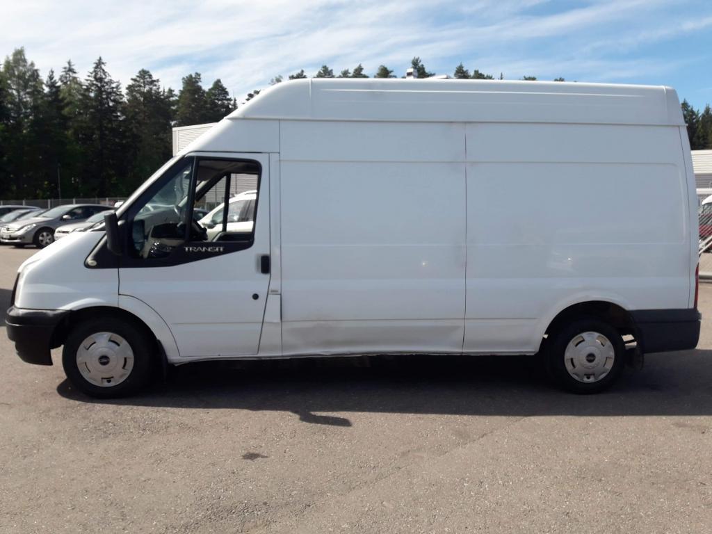 Ford Transit 300L 2.2 TDCi,  Pitkä ja korkea,  Vetomassa 2800kg,  Hinta sis ALV,  Rahoitus jopa ilman käsirahaa!!