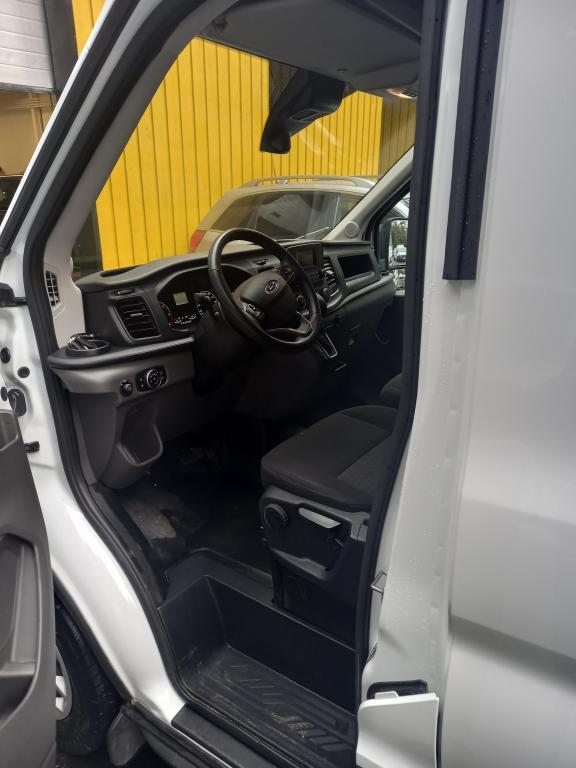 Ford Transit L3 H3 automaatti,  tehdastakuu