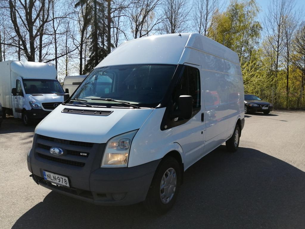 Ford Transit 2.4TDCi 350L,  Järkimetrit,  Kantavuus 1360kg,  Hinta sis.ALV,  Rahoitus jopa ilman käsirahaa!!
