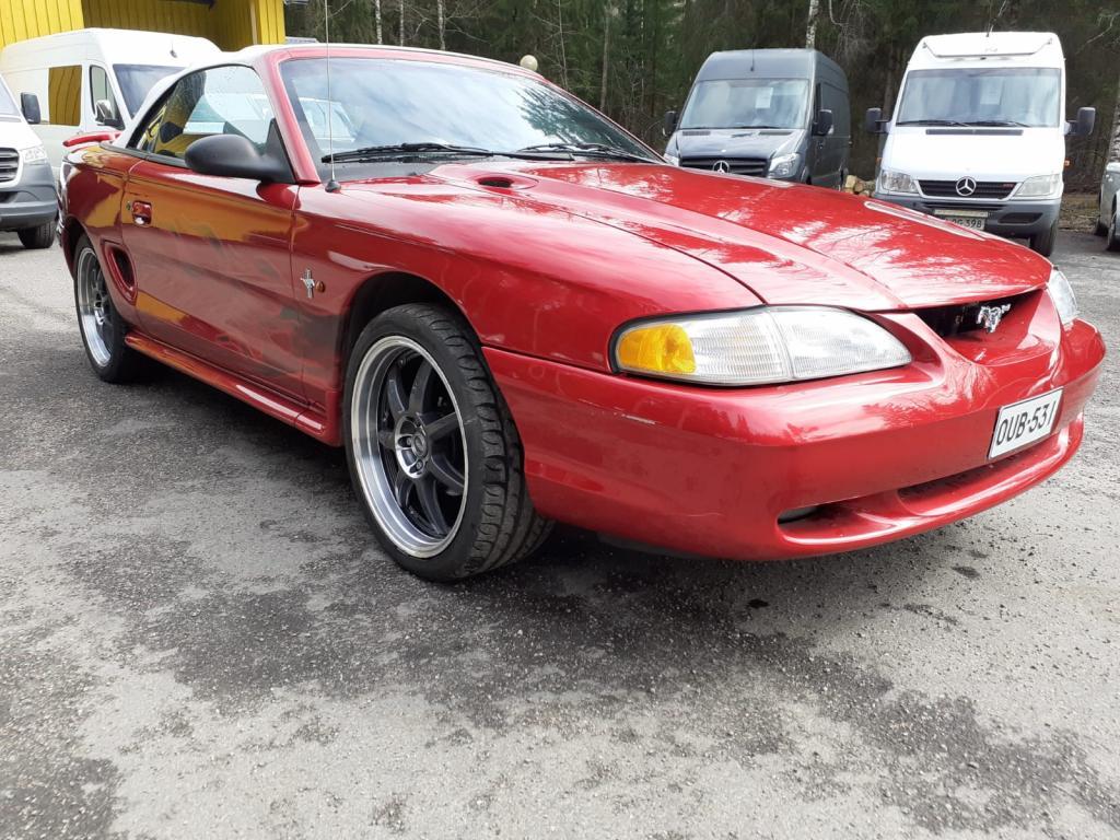 Ford Mustang 5.0GT,  Automaatti,  Nahkasisusta,  Seuraava katsastus 04/21,  Rahoitus jopa ilman käsirahaa!!