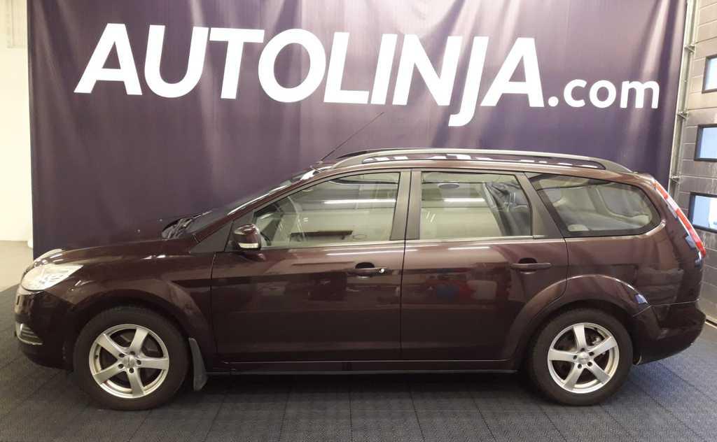 Ford Focus 1.8 TDCi 115 Trend Wagon,  Siistikuntoinen Suomi-auto,  Rahoitus jopa ilman käsirahaa!!