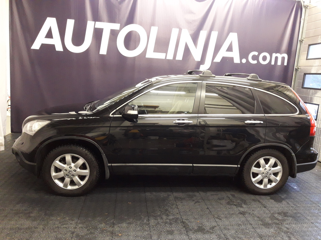 Honda CR-V 2, 0i Elegance Plus AT 4WD,  Suomi-auto,  Rahoitus jopa 0% käsirahalla!!
