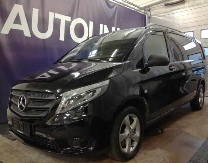 Mercedes-Benz Vito 119 BlueTec,  4x4,  Automaatti,  Junge Sterne-takuu voimassa 8/21 asti,  Hinta sis. ALV!!