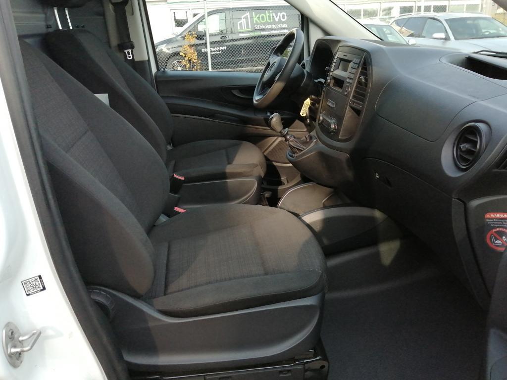 Mercedes-Benz Vito Umpikorinen (BB) 5ov 2143cm3,  Hinta sis. ALV!!