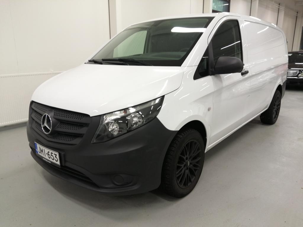 Mercedes-Benz Vito 114 CDI,  4x4,  Automaatti,  1+2-paikkainen,  Hinta sis. ALV!!
