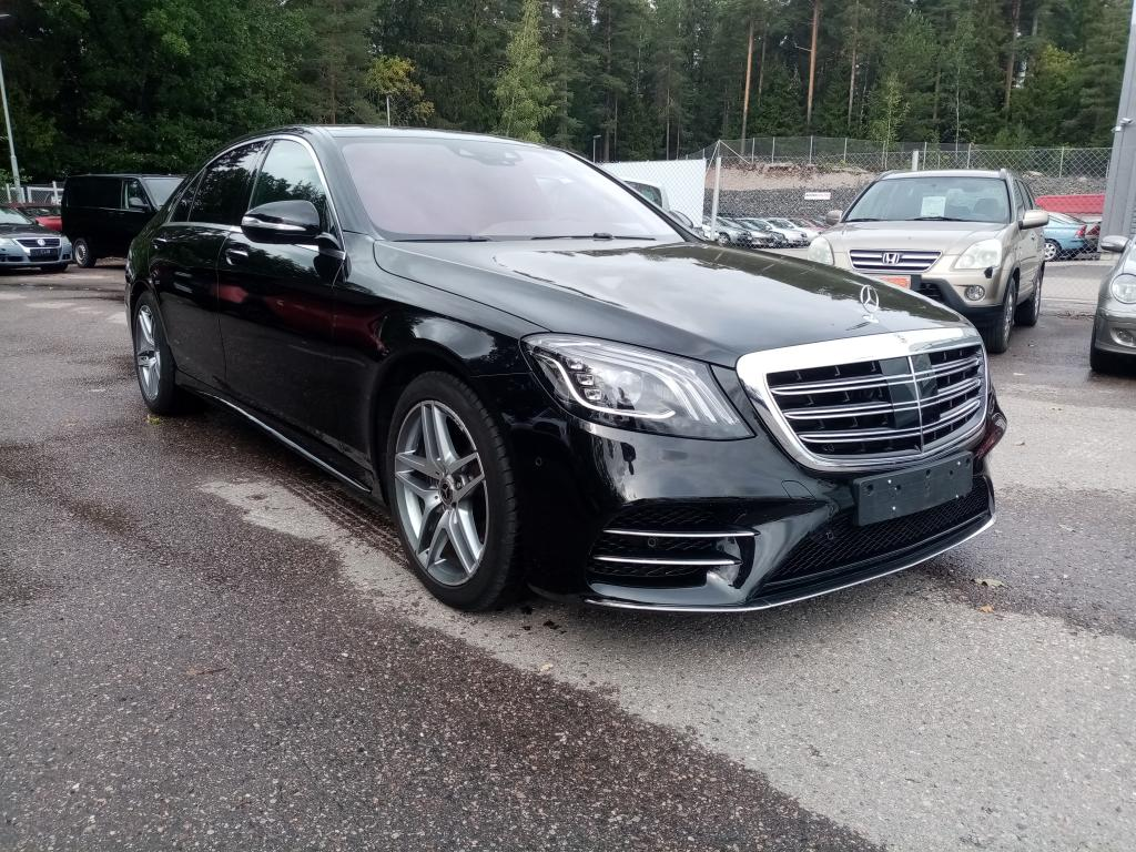Mercedes-Benz S 350 d 4MATIC Lang AMG Styling
