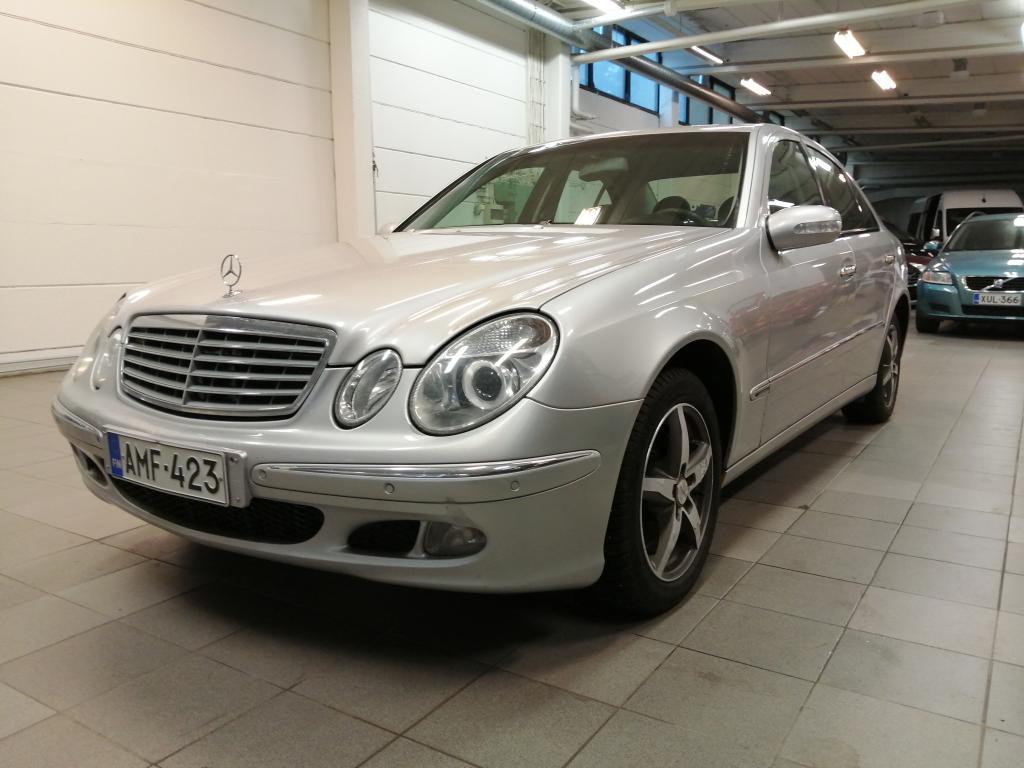 Mercedes-Benz E 270 CDI,  Automaatti,  Rahoitus jopa ilman käsirahaa!!
