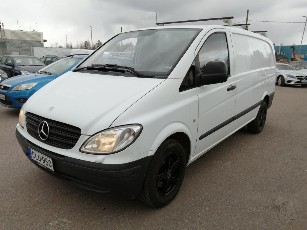 Mercedes-Benz Vito 111 CDI,  Hinta sis. ALV,  Rahoitus jopa ilman käsirahaa!!