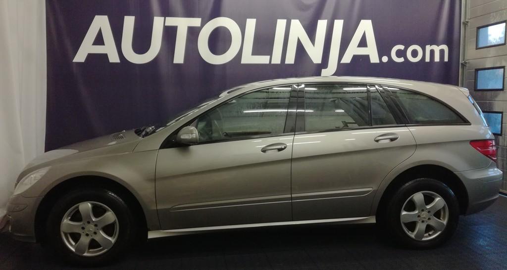 Mercedes-Benz R 320 CDI 4MATIC,  6-paikkainen,  Runsailla varusteilla,  Rahoitus jopa 0% käsirahalla ja 96kk maksuajalla!!