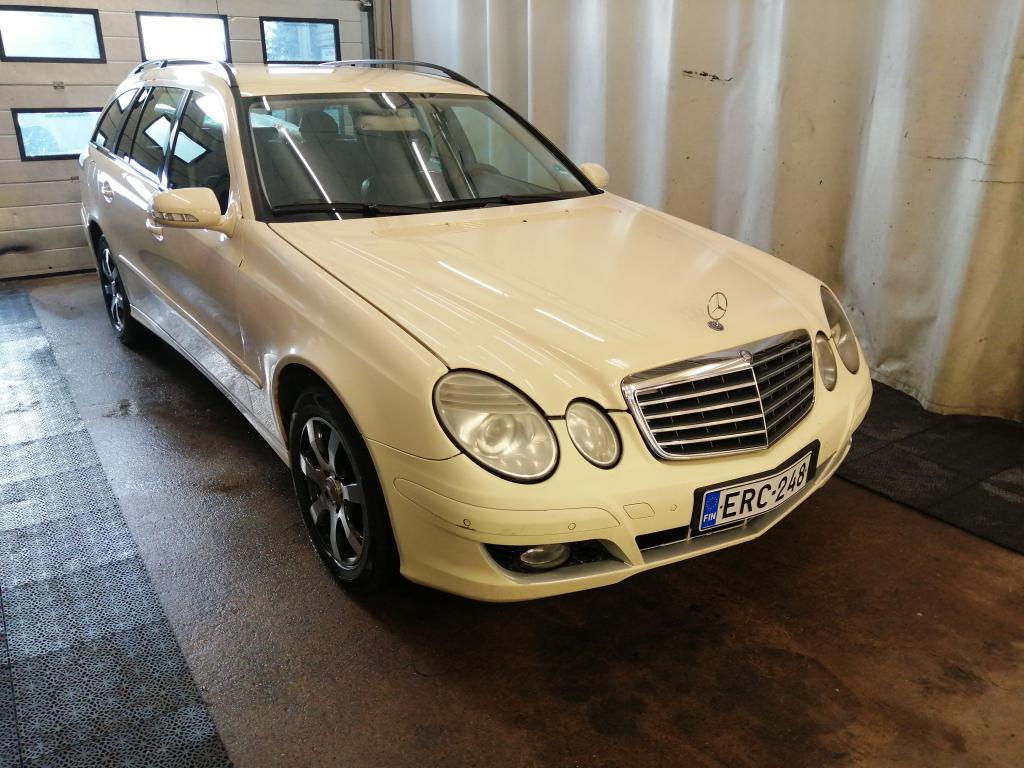 Mercedes-Benz E 200 CDI,  Automaatti,  Rahoitus jopa ilman käsirahaa!!