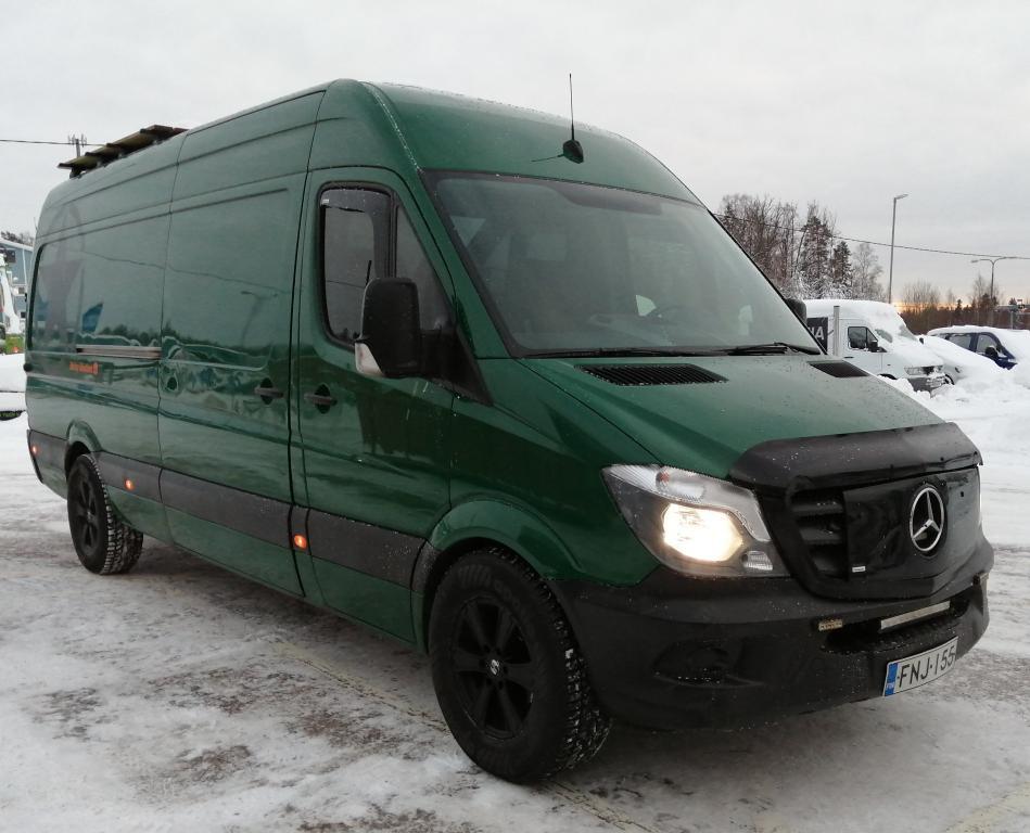 Mercedes-Benz Sprinter 316 CDI,  Automaatti,  Hinta sis. ALV!!