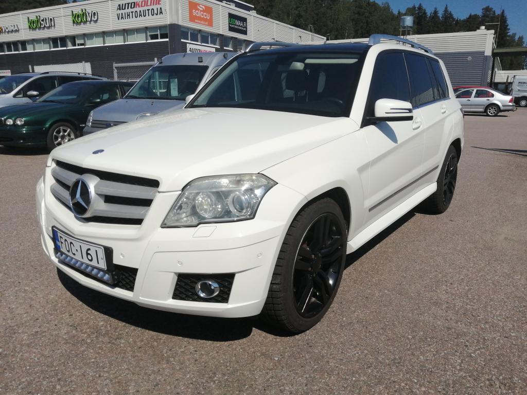 Mercedes-Benz GLK 320 CDI 4MATIC,  Siisti,  Joustavat rahoitusmahdollisuudet!!