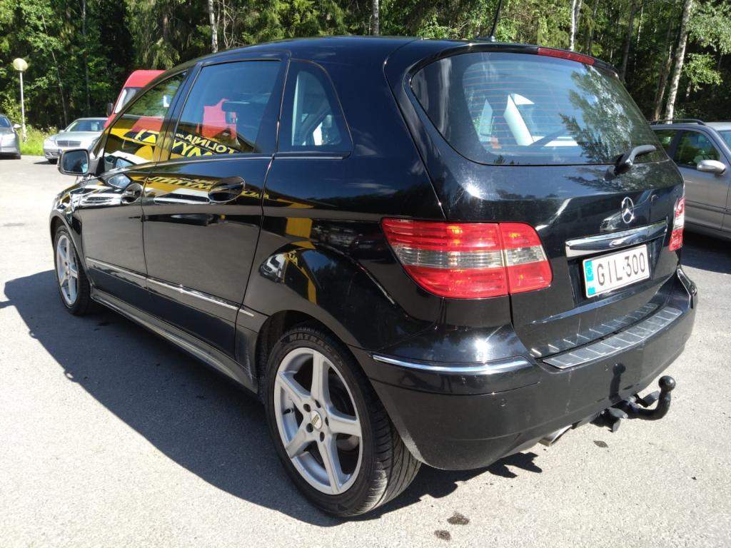 Mercedes-Benz B 1.9,  Joustava rahoitus jopa ilman käsirahaa!!