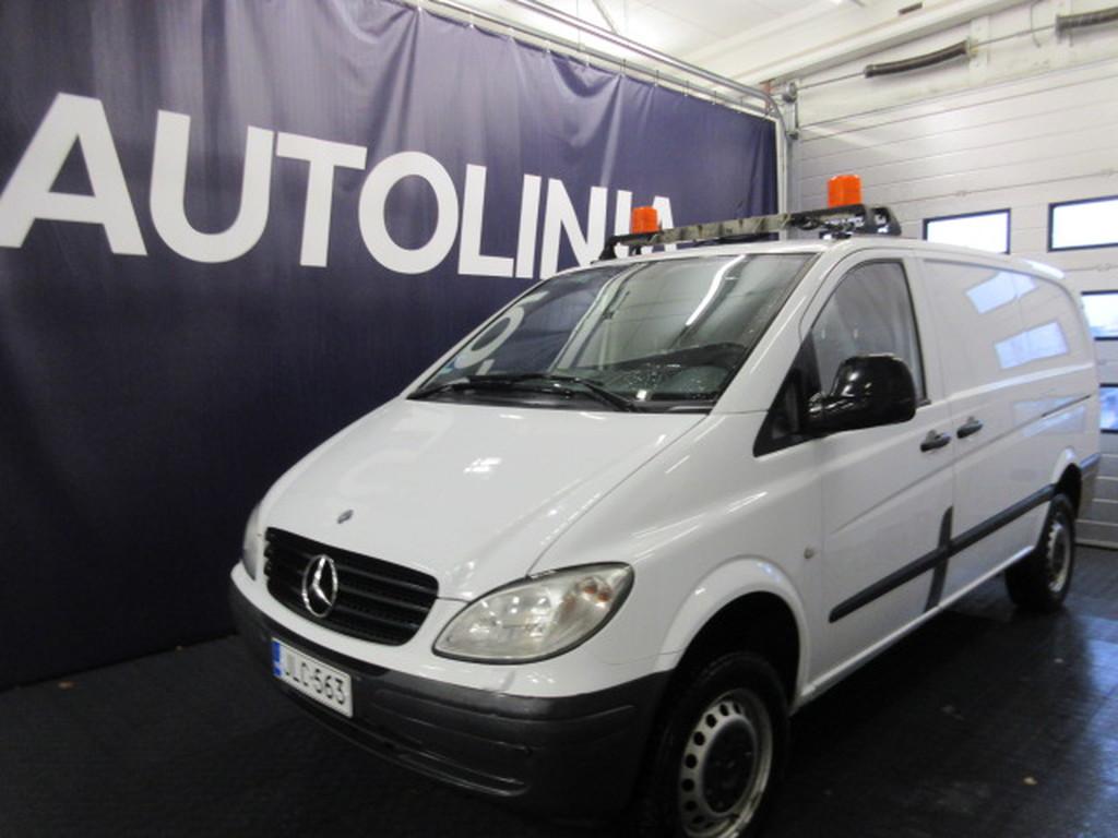 Mercedes-Benz Vito 115 CDI VITO 115 CDI Umpikorinen (BB) 4ov 2140cm3 A