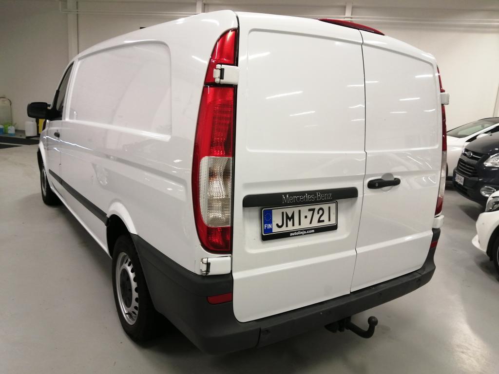 Mercedes Benz Vito 116 CDI,  Automaatti,  Hinta sis. ALV!!