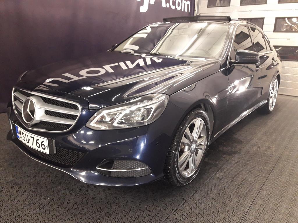 Mercedes-Benz E  300 Bluetec Hybrid,  Vähän ajettu,  Runsailla varusteilla,  Siisti,  Webasto kaukosäädöllä,  Joustavat rahoitusvaihtoehdot!!