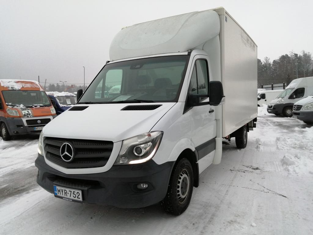 Mercedes-Benz Sprinter 316 CDI Automaatti, B-Kortti,  Perälautanostin, Polttoainekäyttöinen lisälämmitin,  Hinta sis.ALV!!