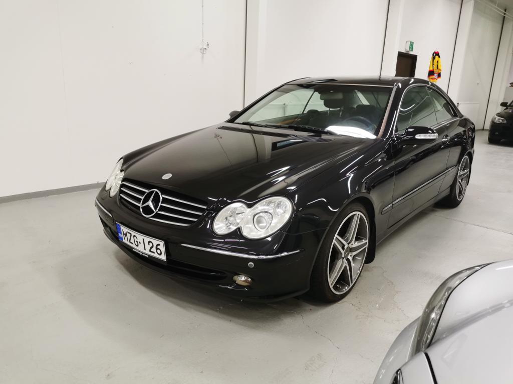 Mercedes-Benz CLK 320 Coupe,  Automaatti