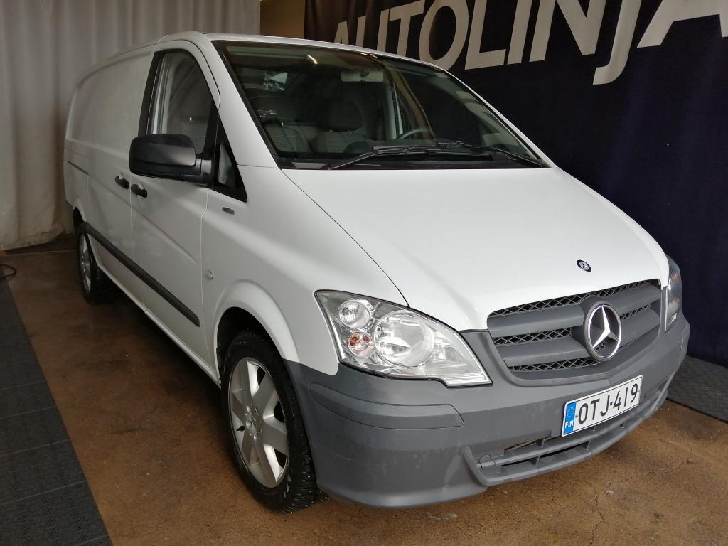 Mercedes-Benz Vito 113 CDI BlueEfficiency,  Hinta sis. ALV,  Rahoitus jopa ilman käsirahaa!!