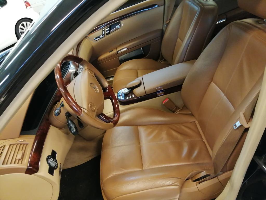 Mercedes-Benz S 420 CDI,  Suomi-auto,  Rahoitus alkaen 0% käsirahalla!!