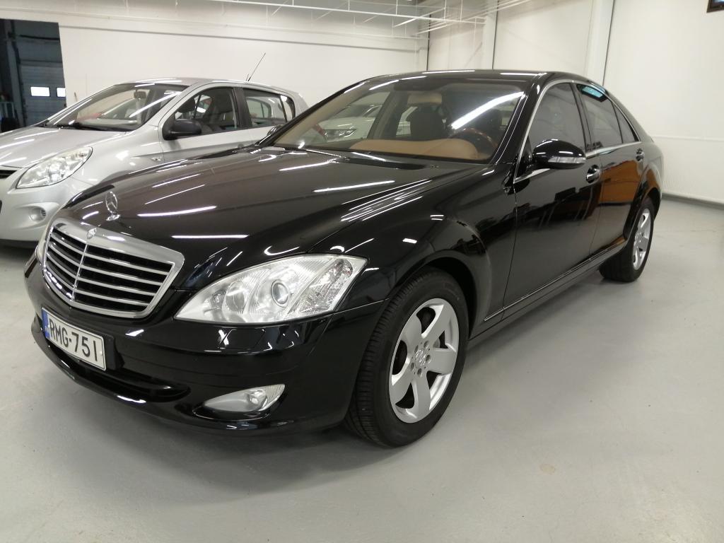 Mercedes-Benz S 420 CDI,  Ohjelmoitu 350hv/810Nm,  Suomi-auto hyvällä huoltohistorialla,  Joustavat rahoitusmahdollisuudet!!