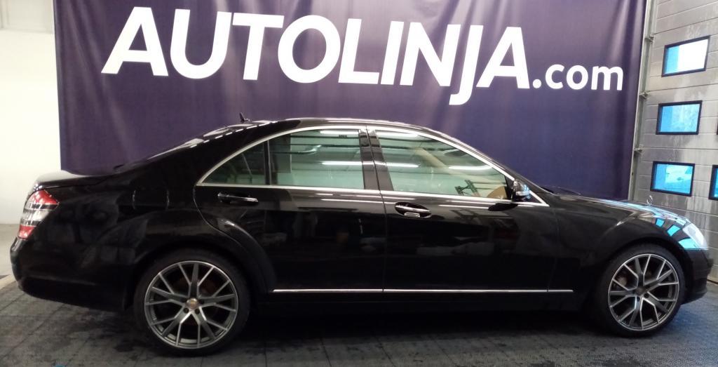 Mercedes-Benz S 420 CDI,  Suomi-auto,  Ohjelmoitu 360hv/810nm,  20