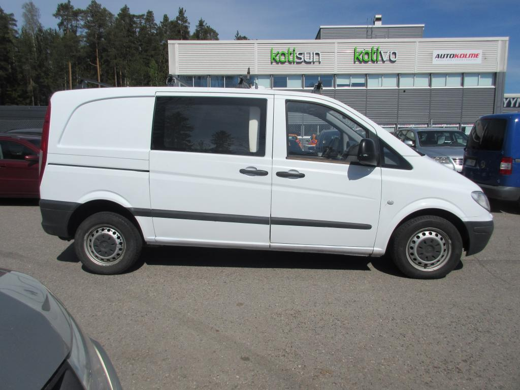 Mercedes-Benz Vito 111 CDI VITO 111 CDI Umpikorinen (BB) 4ov 2140cm3