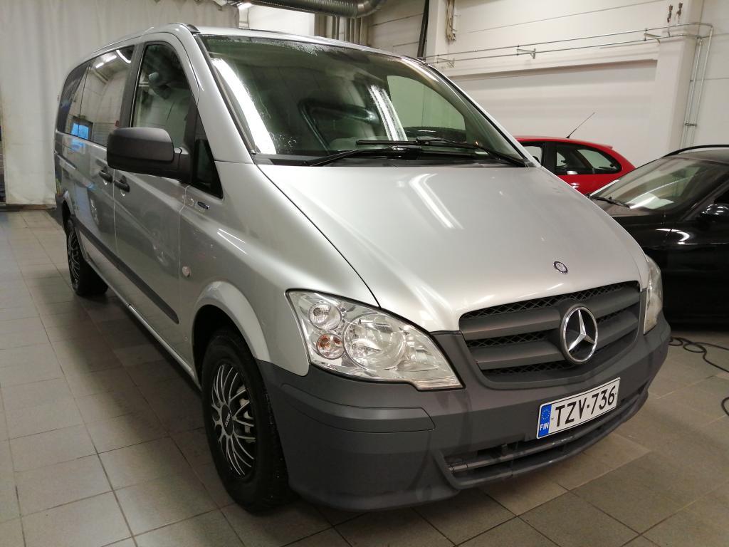 Mercedes-Benz Vito 113 CDI BlueEfficiency,  1+7-paikkainen,  Hinta sis. ALV!!