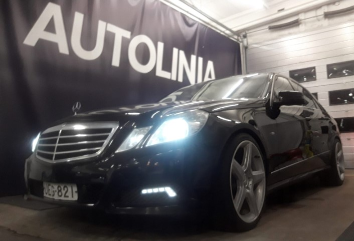 Mercedes-Benz E 250 CDI Avantgarde,  250hv/570nm,  19
