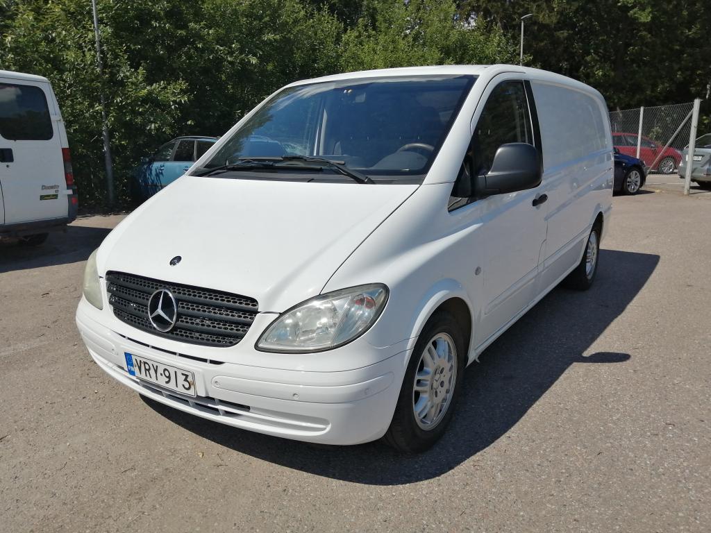 Mercedes-Benz Vito 111 CDI,  Automaatti,  Rahoitus jopa ilman käsirahaa!!