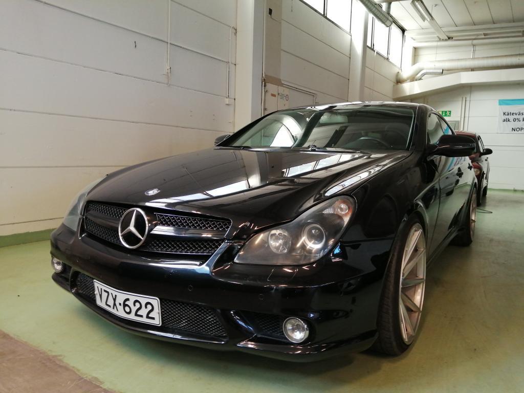 Mercedes-Benz CLS 500 Sedan,  AMG Styling