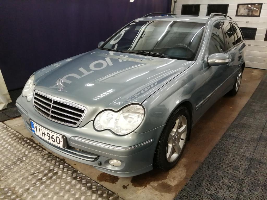 Mercedes-Benz C 200 Kompressor Avantgarde,  Rahoitus jopa ilman käsirahaa!!