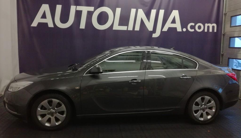 Opel Insignia 1.8i,  Suomi-auto,  Kohtuu kilometrit,  Luottohäiriö ei ole ehdoton este osamaksukaupalle! Kysy lisää myyjältä!