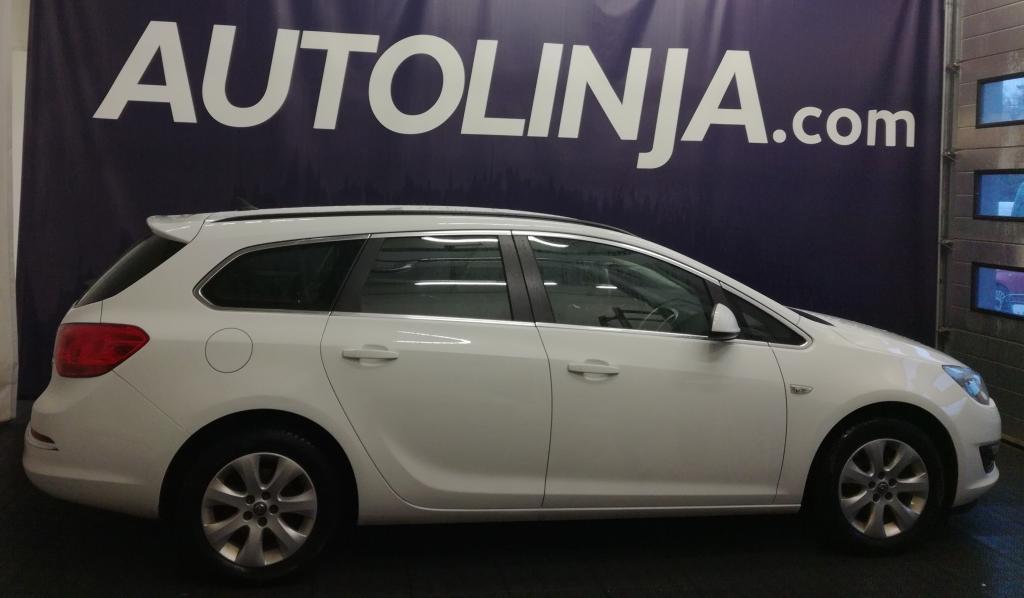Opel Astra 1.4i,  Suomi-auto,  Siisti,  Rahoitus jopa ilman käsirahaa!!