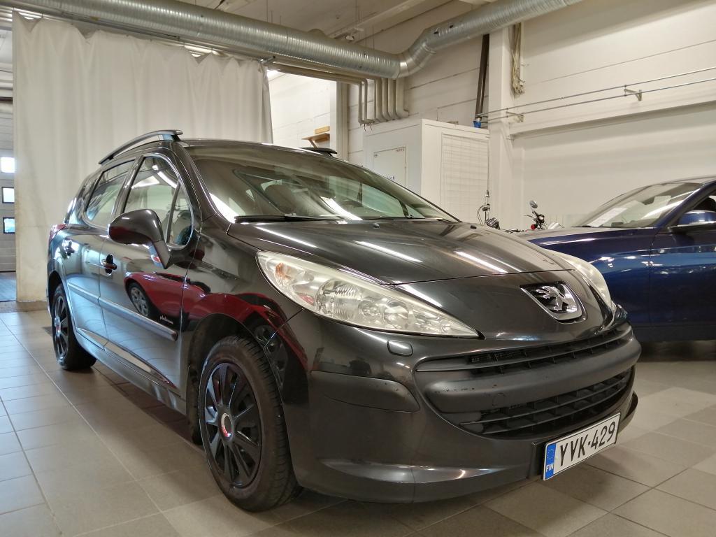 Peugeot 207 1.6 HDi,  Webasto,  Rahoitus jopa ilman käsirahaa!!
