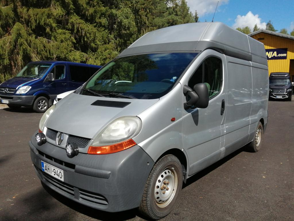 Renault Trafic 1.9DCI,  Ilmastointi,  Rahoitus jopa 0% käsirahalla!!
