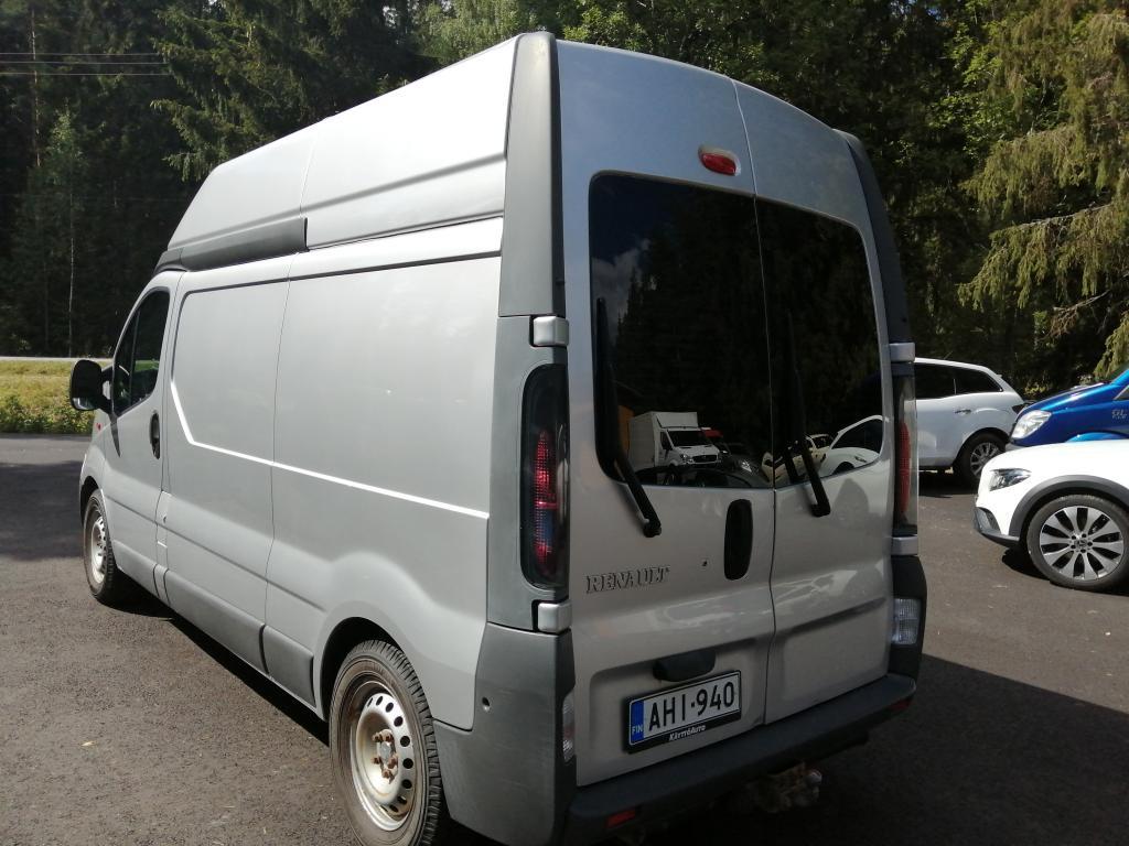 Renault Trafic 1.9DCI,  Ilmastointi,  Webasto,  Rahoitus jopa 0% käsirahalla!!