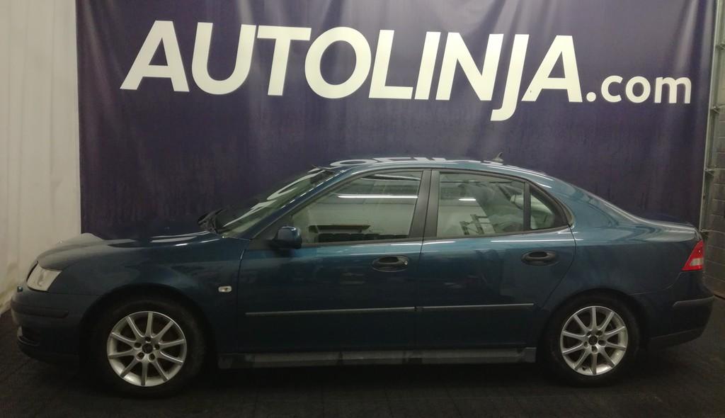 Saab 9-3 1.8T 150hv,  Ilmastointi,  Siisti,  Suomi-auto,  2-omisteinen,  Rahoitus jopa 0% käsirahalla!!