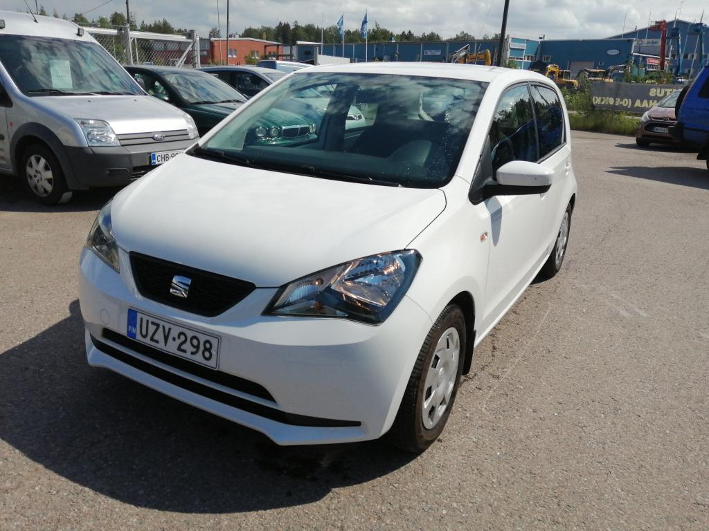 Seat Mii 1, 0 60 Ecomotive Style 5-ov,  Tehdastakuu voimassa 10/22,  Rahoitus jopa ilman käsirahaa!!