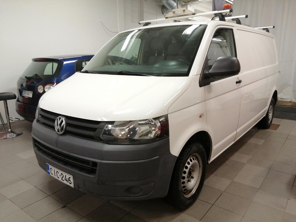 Volkswagen Transporter 2.0 TDI,  Vähän ajettu,  Hinta sis. ALV!!