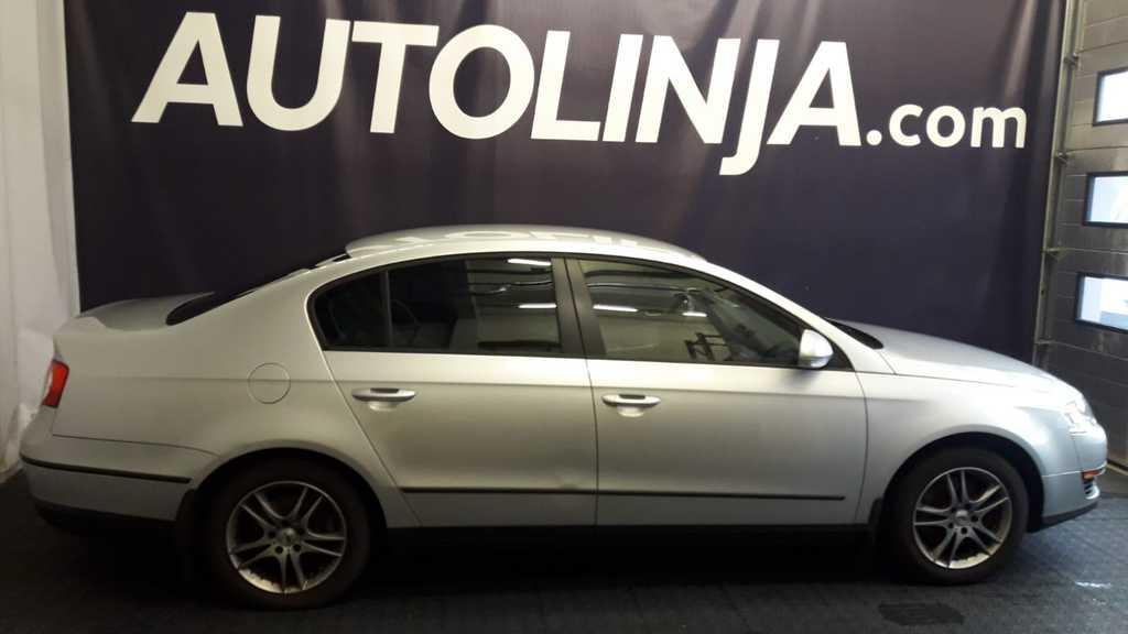 Volkswagen Passat 1.9 TDi Trendline,  Suomi-auto,  Jakohihna vaihdettu 148tkm,  Rahoitus jopa 0% käsirahalla!!