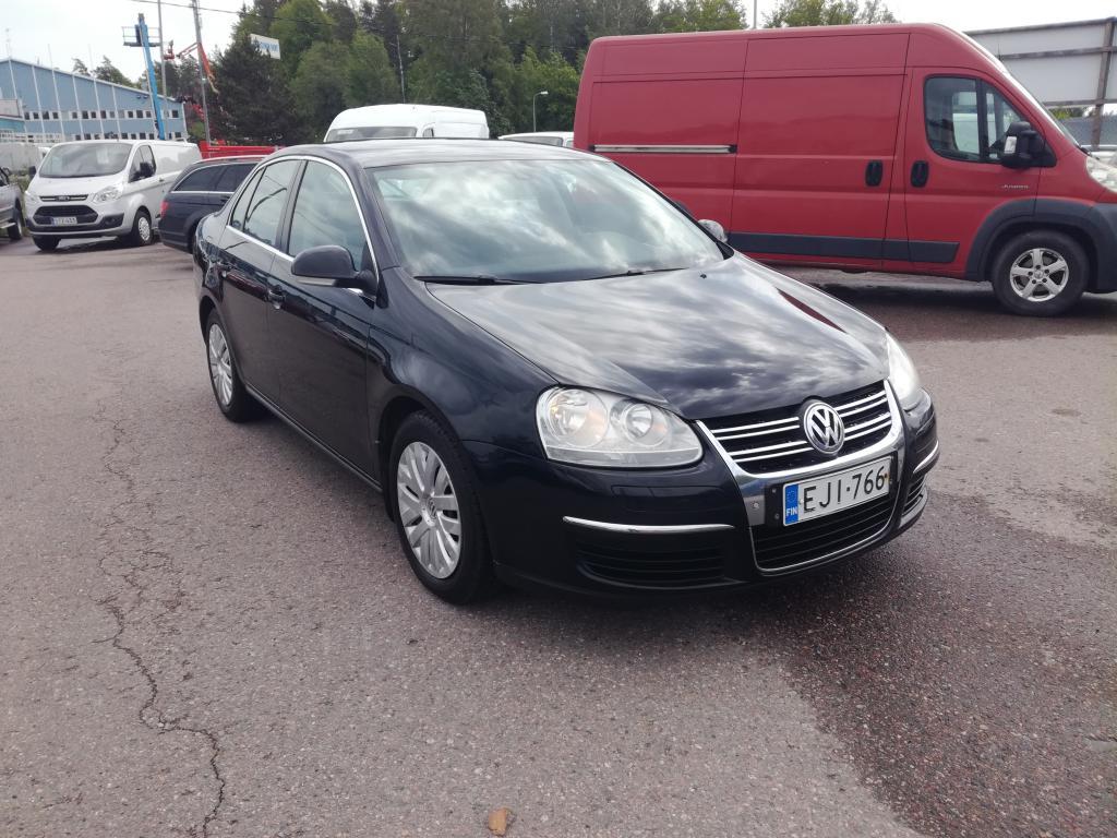 Volkswagen Jetta 2.0 TDI,  Suomi-auto,  Rahoitus jopa ilman käsirahaa!!